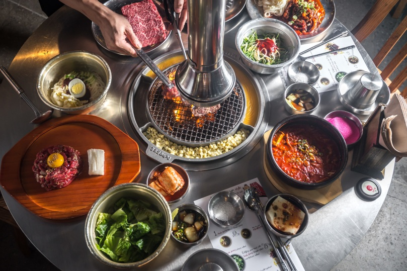 korean-barbecue